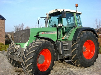 Трактор Fendt FAVORIT 936 VARIO